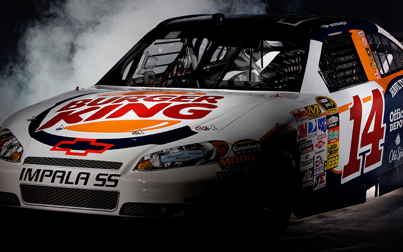 Burger King Racing